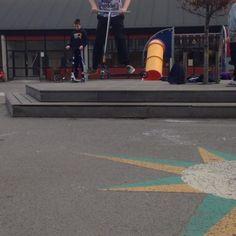 Instagram #skateboarding video by @sofus_gudkov - Finaly I land that fucking trick  Shout out to @lasse_thomsen_det_er_mig for filming @mathiasgud_official @gustavberg @august2650 @urin_aben_ #skateboarding #skating #skater #TagsForLikes #instaskater #sk8 #sk8er #sk8ing #sk8ordie #photooftheday #board #longboard #longboarding #riding #kickflip #ollie #instagood #wheels #skatephotoaday #skateanddestroy #skateeverydamnday #skatespot #skaterguy #skatergirl #skatepark #skateboard…