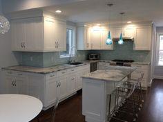 New Condo Kitchen Inspo On Pinterest White Cabinets Subway Tiles