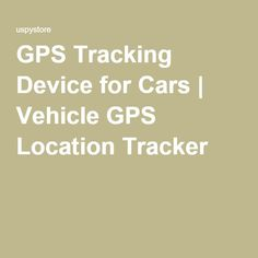 Whether you need to track a vehicle for your business or you need someone's current location for safety, our GPS tracking devices are perfect. Car Tracking Device, Gps Tracking, Spy Store, Vehicle, Cars, Autos, Car, Automobile, Vehicles