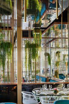 Wunderbar OneOcean Club Restaurant   Picture Gallery Decken, Restaurant Und Bar Design,  Cafe Restaurant,