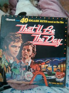 That'll be the day by gotoby on Etsy See On Tv, Lps, Album, Film, Music, Snoring, Movie, Musica, Movies