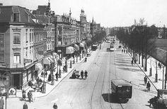 Nieuwe Binnenweg Anno 1930 - Rotterdam