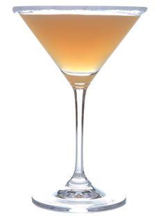 Kentucky lemon drop limoncello cocktail