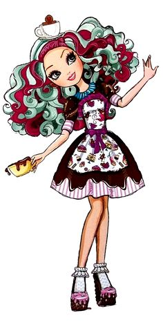 Madeline Hatter. Sugar Coated