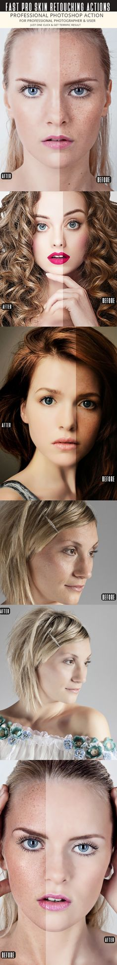 Fast PRO Skin Retouching Actions - Photo Effects Actions Download here: https://graphicriver.net/item/fast-pro-skin-retouching-actions/19909124?ref=classicdesignp