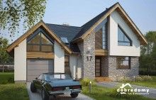 Home Building Design, Building A House, House Design, Amazing Architecture, Architecture Design, European House Plans, Nordic Home, House Front, Home Fashion
