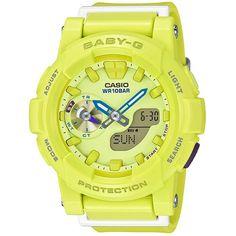 Casio Women's BGA185-9A 'Baby-G' Analog-Digital Watch