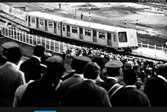 Metrô história