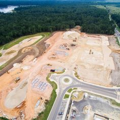 "Aerial Tallahassee on Instagram: ""Exciting things are happening at Bannerman Crossing! #iHeartTally"""