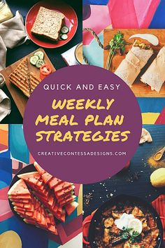 Meal Planning for th