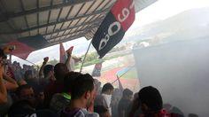 Cori dei tifosi, Casetana vs Turris a porte chiuse 2/6/2013