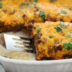 The Country Cook: Burrito Bake with Bisquick Beef Dishes, Food Dishes, Main Dishes, Mexican Dishes, Mexican Food Recipes, Mexican Pizza, Casserole Dishes, Casserole Recipes, Burrito Casserole