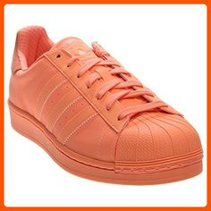 Superstar Adicolor Unisex (Adicolor Pack) in Sunglow by Adidas, 9 - Our favorite sneakers (*Amazon Partner-Link)