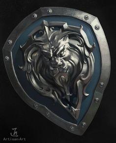 World of Warcraft, jiarui liu on ArtStation at https://www.artstation.com/artwork/9RnLR