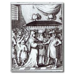 Jewish Wedding Postcards