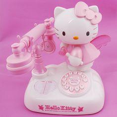 ♥Hello Kitty Phone