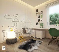Pokój dziecka styl Skandynawski - zdjęcie od ELEMENTY - Pracownia Architektury Wnętrz