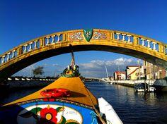 Descubra Portugal – Roteiro do dia 6: a linda e romântica Aveiro!