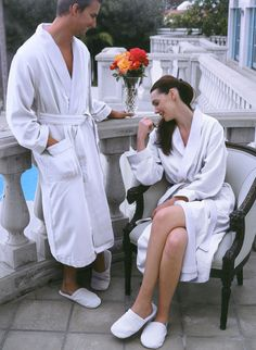 a luxuriously pampering experience without ever leaving home  spa  robes  Luxury Spa 2dd48eee5