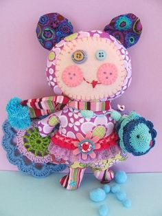 Manifattive: softies and dolls - picture only