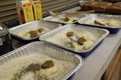 Hoosier Farm Babe Tell Tails: Freezer-Ready Parsley Baked Rice