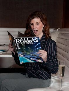 Food, fashion, events, reality TV?  Cynthia Smoot dishes the dirt on Dallas at Oh So Cynthia!