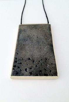 Emma Bugg Concrete jewellery