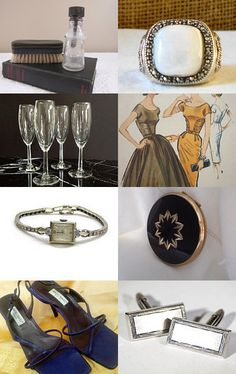 Date Night with the ActorTeam by Janie Zekkou on Etsy--Pinned with TreasuryPin.com