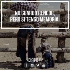 Tengo memoria.!   ____________________ #teamcorridosvip #corridosvip #quotes #frasesvip