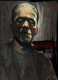 Ilustração por Eduardo Schaal. http://designartes.com.br/artes/ilustrador-brasileiro-surpreendente/