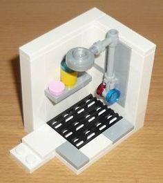 Lego-Friends-City-Moebel-1-kleine-Dusche