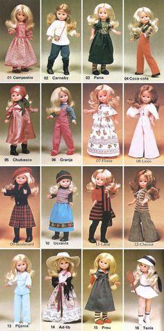 Colección 76-80 Nancy