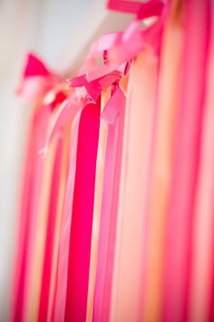 Ribbon wall, so lovely