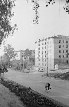 Фридлянд. Томск, 1950-е