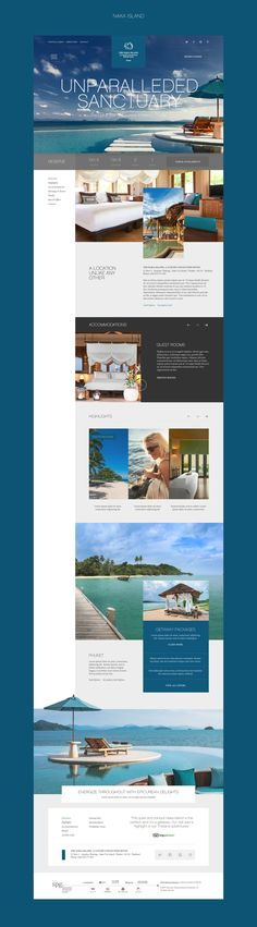 Palace Hotel, A Luxury Collection Hotel on Behance