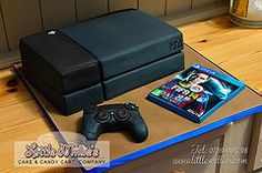 PS4 cake by Little Millie's-1.jpg (Gary Sulter) Tags: birthday cake fifa 14 norfolk celebration controller console playstation ps4 wwwlittlemilliescom