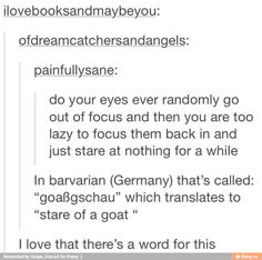 goaßgschau This information is useful. Now excuse me as i flee into... wherever i came from???