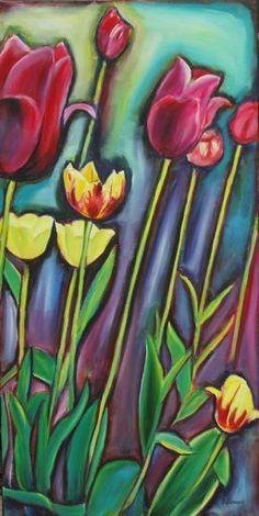 Sheila Diemert - The Colours of Spring