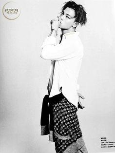 Taeyang | Grazia China Vol.204 (June 2015)