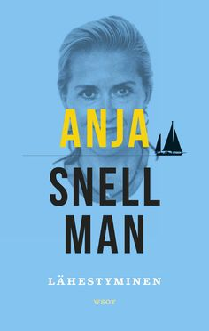 Anja Snellman: Lähestyminen Roman, Literature, Atlantis, Reading, Books, Movies, Movie Posters, Literatura, Libros