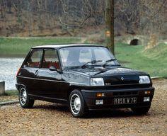 1980 Renault R5 Turbo
