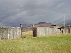 Fort Loudoun - French and Indian War - near Chambersburg, PA