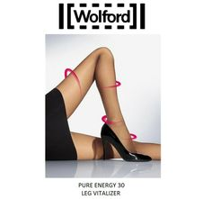 Wolford Pure Energy 30 Leg Vitalizer at McEwens of Perth Lovely Legs, Wolford, Dress Outfits, Dresses, Fashion Beauty, Stockings, Pure Products, Perth, Shopping