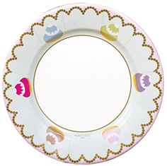 Caspari Entertaining Petit Chou SaladDessert Plates Pink >>> Continue to the product at the image link. (This is an affiliate link) Macarons, Laduree Macaroons, Outdoor Tea Parties, Laduree Paris, Birthday Desserts, 90th Birthday, Birthday Ideas, Party Fiesta, French Bakery