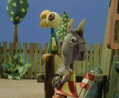Mekk Elek Puppets, Parrot, Folk Art, Dinosaur Stuffed Animal, Childhood, Animation, Memories, Album, Toys