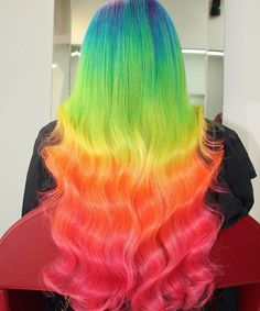 "1,239 Likes, 6 Comments - SUGARPILLS  clothing (@sugarpillsclth) on Instagram: ""That #rainbow har  by @officialzsazsa"""