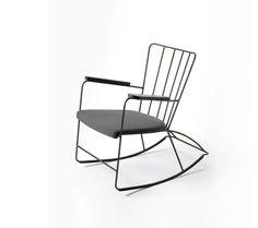 Fauteuil contemporain / à bascule  ROCKER Race Furniture