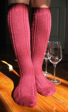 Knitty: Spring 2007 - Clessidra