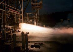 Duration Test of 40K Fastrac II Engine – June 9, 1997 | NASA Nasa History, Northern Lights, Engineering, June, Nature, Travel, Naturaleza, Viajes, Destinations
