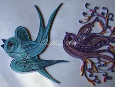 Quilling by Ada: